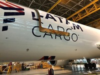 LATAM Cargo enhances Colombia and Peru freighter services