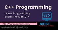 Seeking the best Training Institution for C++ Training in Delhi? JOIN NIEST where you will be having a unique learning environment. To learn any computer course in DELHI this is the best place to learn because every programming language can be taught ther...