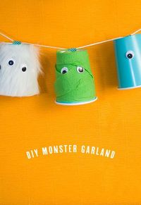 Monster Garland