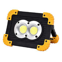 GM802 2x20W COB 4 Modes Rechargeable Work Light Portable Outdoor Mobile Power Bank