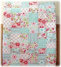 BEAUTIFUL baby quilts carlenewestbergdesigns.blogspot.com Etsy shop too!