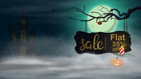 The Spooky Halloween Sale by IndianWeddingCards Get an Exclusive flat 35 % off on the first 35 orders starting from 21st October 2019. USE CODE: SCARY35 and the prices won't scare you anymore.