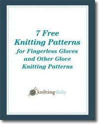 Get over 200 free knitting patterns from Interweave including patterns for knitted hats, socks, scarves, gloves as well as techniques, stitches, and much more!