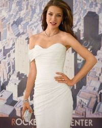 """See the """"Wedding Dress Inspired by New York"""" in our Gorgeous Wedding Gowns gallery"""