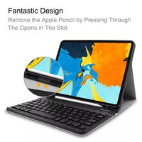Bakeey Magnetic Flip Bluetooth Wireless Auto Sleep/Wake Keyboard Tablet Case With Pencil Holder For iPad Pro 11 Inch 2018