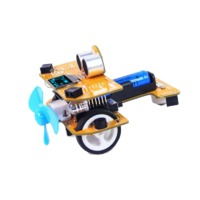 Yahboom CAMEL F.1 Infrared Version Programmable Aircraft Robot Kit Based on Scratch2.0 Arduino for Kids Educational Programming