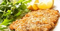 How do you get your family to eat fish? By serving them tilapia coated with potato chips, herbs and honey-mustard dressing. http://www.midwestliving.com/food/quick-easy/5-ingredient-or-less-dinner-recipes/page/14/0
