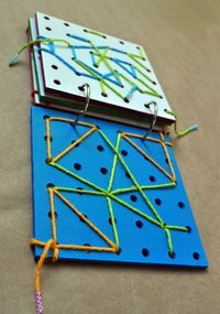 This DIY Lace Board is extremely simple and so easy to customize with whatever colored paints and strings you like. This is great for the little ones that are still building up their dexterity. Come to Mountain Hardware to find all of the supplies you nee...