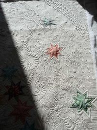 Wow! Sewing & Quilt Gallery: Falling Stars