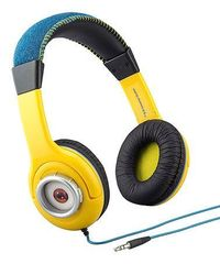 Look at this #zulilyfind! Minions Headphones by Despicable Me #zulilyfinds