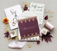 Rejoice all your amazing moments with our radiantly personalized collection of party invitations, return your memories to life with #IndianWeddinCards.