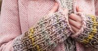 Check out these 7 free patterns to knit for charity!