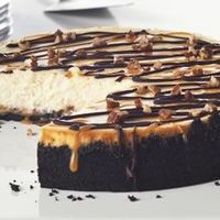 OREO Ultimate Turtle Cheesecake Recipe - I have to try this :)