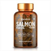 Stay Healthy And Fit With Salmon Fish Oil Capsules