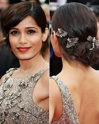 Whether you are looking to spice up your hairstyle or attending a wedding or prom, see our favorite updos from every angle.