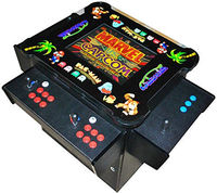 1033 Games in 1 Cocktail Arcade