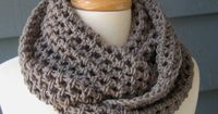 Make These Yourself - Crochet PATTERN - Instant PDF Download - Nora Infinity Scarves (3 patterns) on Etsy, 5,24�'�