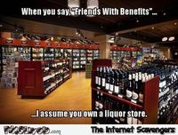 Funny friends with benefits meme