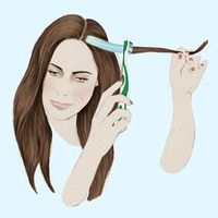 6 Tips for Giving Yourself Incredible At-Home Hair Highlights http://www.womenshealthmag.com/beauty/how-to-highlight-your-own-hair