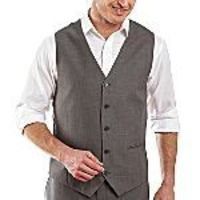 3 piece suit for Kev, and Vest/Suspenders and slacks for the Groomsmen.