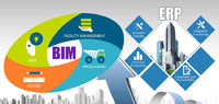 Integration of ERP and BIM for Construction Industry
