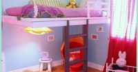 It's been fun this month sharing amazing children's rooms from around blogland with you as part of the Home Sweet Home on a Budget series. If you haven't had a