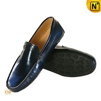 Vienna Mens Driving Shoes Penny Loafers CW740033