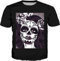 ROTS Day of the Dead 2 Adult T-Shirt $25.00