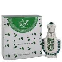Swiss Arabian Jawad by Swiss Arabian Concentrated Perfume Oil (Unisex) 0.5 oz for Women $27.89