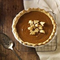 pumpkin pies, pumpkin pie recipes and pie crusts.