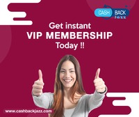 Exclusive offer only for #bloggers and #influencers. Collaborate with us and get VIP Membership. Mention your referral code and receive additional #cashback on your Membership.  Signup today at https://bit.ly/31B5CGN