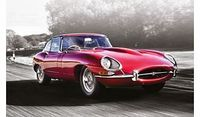 Jaguar Heritage Driving Experience - E-Type Calling all classic car fans '