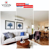 Let your home reflect who you are. Every color represents a small part of you so get expressive and select personalised furnishings packages with the help of our experts at Vivin Furnishings. Contact us for more information.  One Stop Shop to Furnish Y...