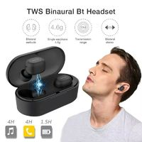 Share To Xiaomi QCY T2S TWS bluetooth 5.0 Earphone Wireless Charging Smart Touch Bliateral Call Stereo Headphone