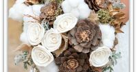 Looking for fall wedding ideas? Inspirational and clever DIY ideas tailored to make your autumn nuptials a chic themed event.