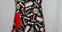 Candy Christmas Party, Cooking Apron