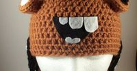 Mater Patater Beanie - Site has tons of unique patterns for purchase