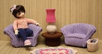 All furniture and clothes are handmade by me. If you like my furniture for LittleFee and you would like to have it for your little bjd, please, let me know. I'm