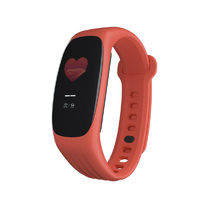XANES® SX6 0.96'' Color Screen IP67 Waterproof Smart Watch Find Phone Raise Bright Heart Rate Monitor Fitness Sports Bracelet