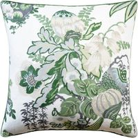 Fairbanks Green and White Pillow by Ryan Studio $200.00