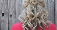 Love the bun..Gonna try this tomorrow :)