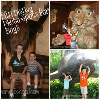 Fun Disney World Photo Spots