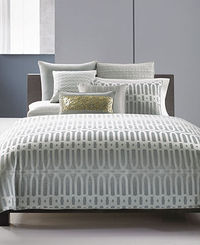 Hotel Collection Long Links Bedding Collection, $500