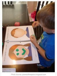 Pinterestpostof the Week: Play Dough Mats Galore and Even More Mats - Pinned by