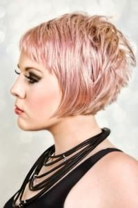 ok, obviously I don't like the color, but love the cut!
