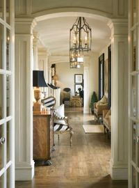 really drawn to cream, wood, & black now - chair is great - high gloss black trim on window frames