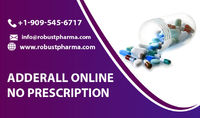 Adderall-online-no-prescription.jpg  Buy Adderall Online #9O9-545-6717 with or without precautions at low cost. Best medicine for treatment use at sleeping disorders. There are also some side effects such as chest pain, cold, fast heart beat, behaviour ...