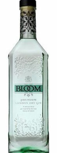 Bloom London Dry Gin Triple distilled, this crisp gin uses spring water and natural botanicals for its unique flavour. Created from juniper, chamomile and honeysuckle it offers a light, refreshing experience rounded with http://www.comparestoreprices.co.u...