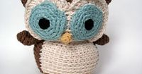 Crochet Owl Pattern...for my baby..works for if it is a girl or boy!