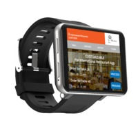 LEMFO LEM T 3G+32G 2.86 Inch HD Screen 4G-LTE Watch Phone 5MP Camera 2700MAH GPS Wifi Smart Watch